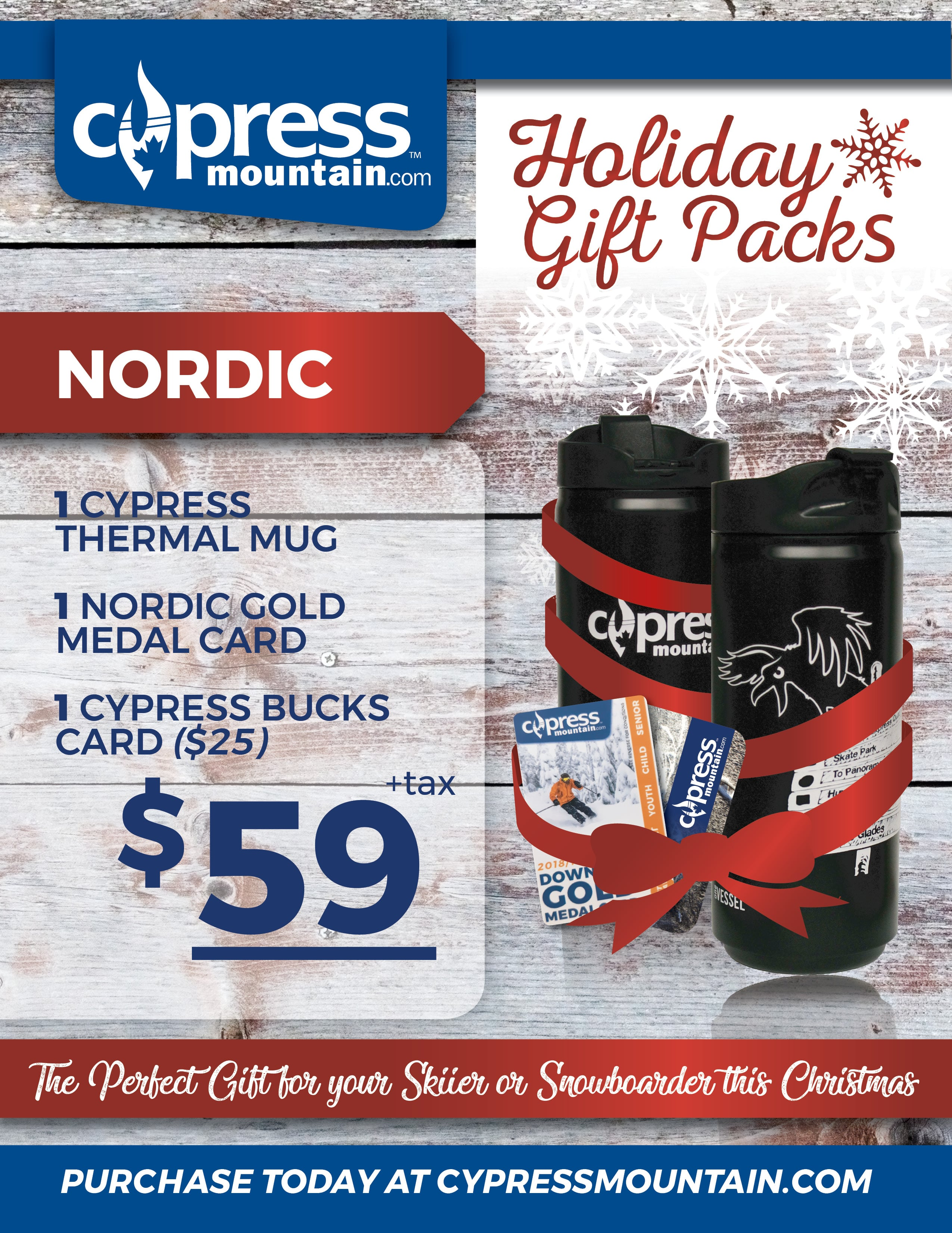 nordic holiday gift pack