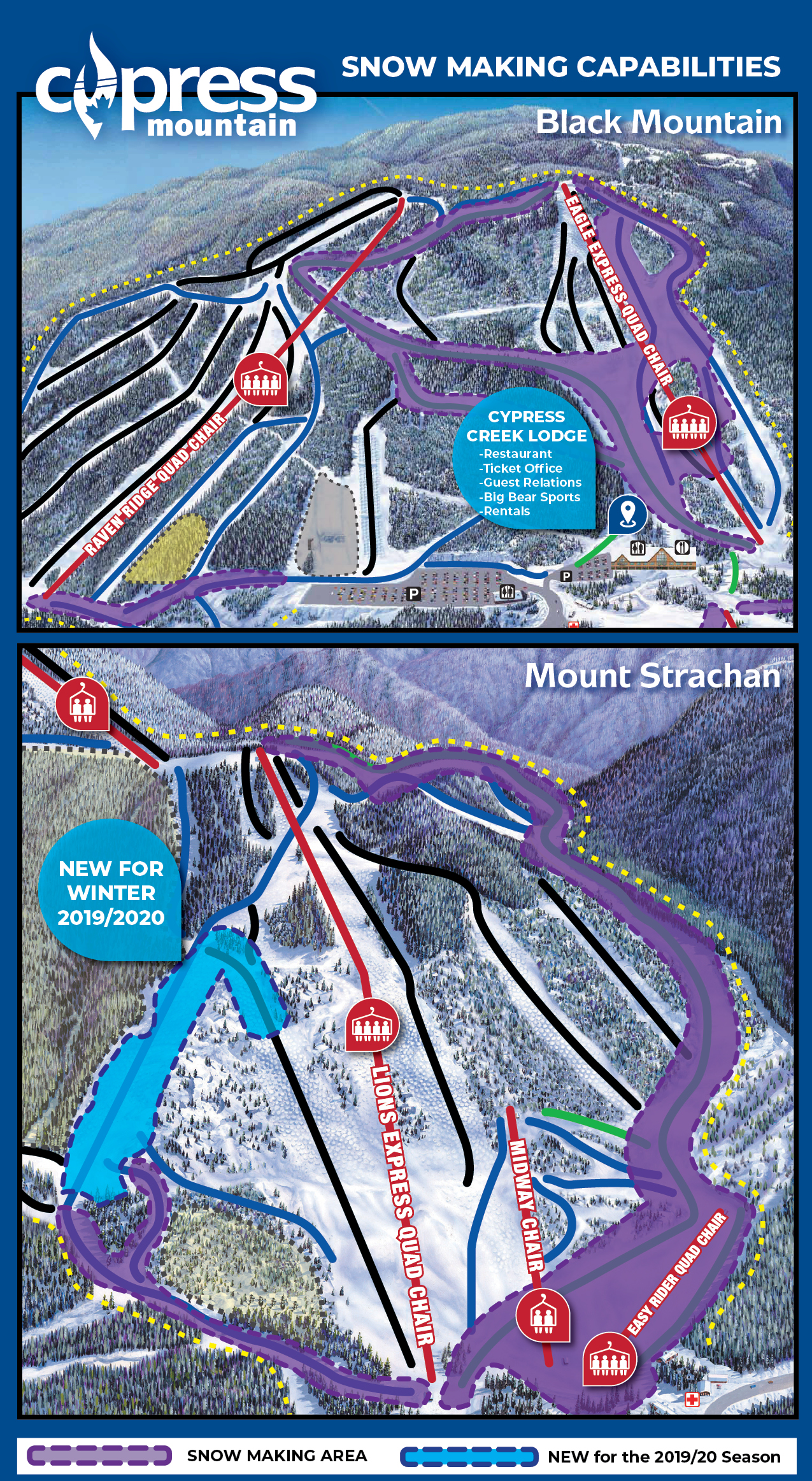 Snowmaking Map